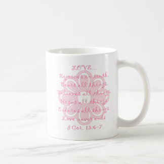 Love Never Ends 3 Mug
