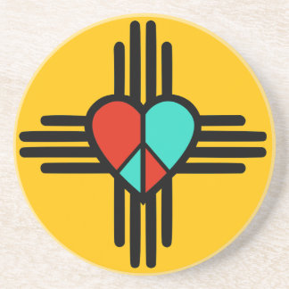 Love, New Mexico, Peace Coaster