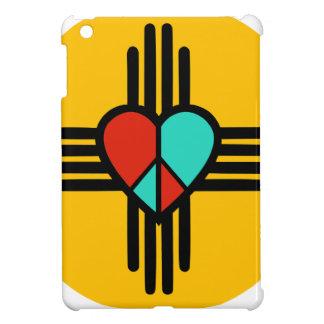 Love, New Mexico, Peace iPad Mini Cases