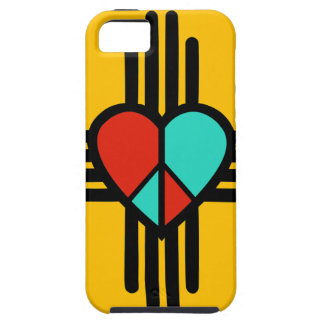 Love, New Mexico, Peace iPhone 5 Covers