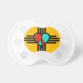 Love, New Mexico, Peace Pacifiers