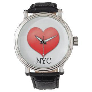 Love New York City (NYC) Watch