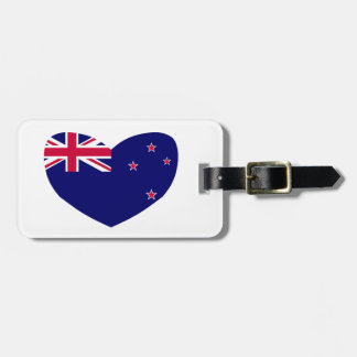 Love New Zealand Luggage Tag