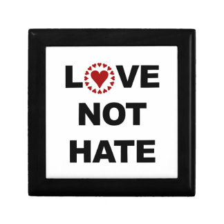 LOVE NOT HATE GIFT BOX