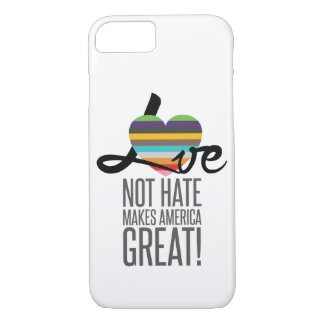 Love Not Hate (SWM) iPhone & Samsung Case