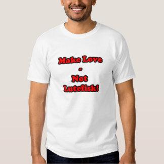LOVE NOT LUTEFISK TEES
