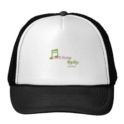 Love Note Hat