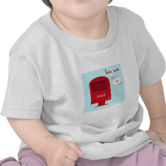 Love Note T-shirts