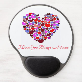 Love notes Gel Mousepad