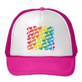 Love Notes Trucker Hats