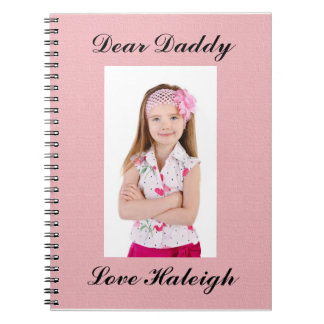 Love Notes to Daddy, Mother, Grandparents ... Spiral Notebook