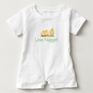 Love Nugget Baby Romper