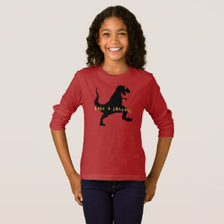 Love o saurous valentines day t-shirt