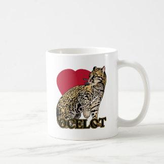 Love Ocelot Mug