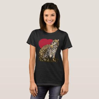 Love Ocelots T-Shirt