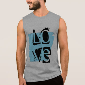 Love of Arkansas Sleeveless Shirt