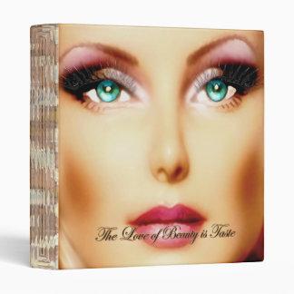 Love of Beauty 1 inch binder