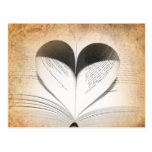 Love of Books Post Cards