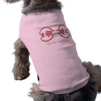 Love of Dog Apparel Pet Tshirt