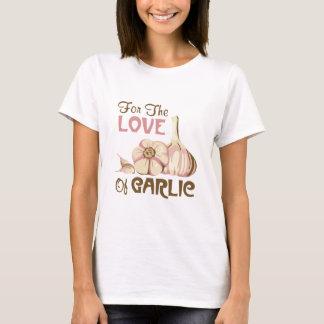 Love of Garlic T-Shirt