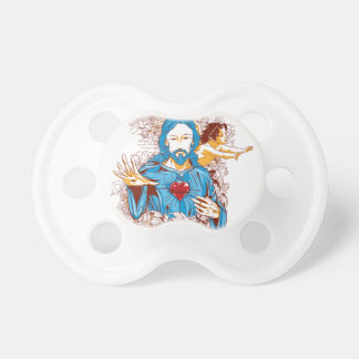 Love of god christ pacifier