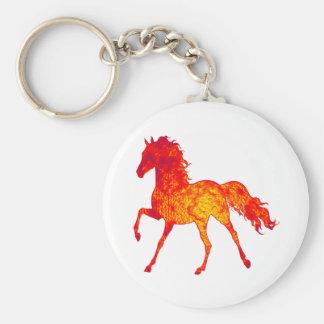 LOVE OF HORSES KEYCHAIN