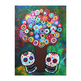 LOVE OFFERING CANVAS PRINT