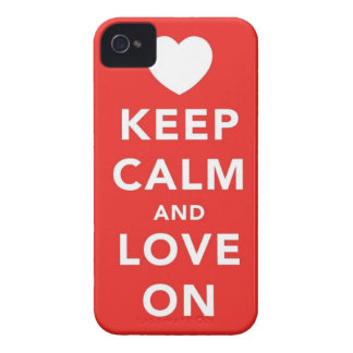Love On Case-Mate iPhone 4 Case