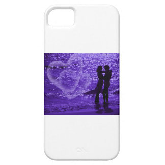 Love On The Beach iPhone 5/5S Covers