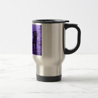 Love On The Beach Coffee Mugs