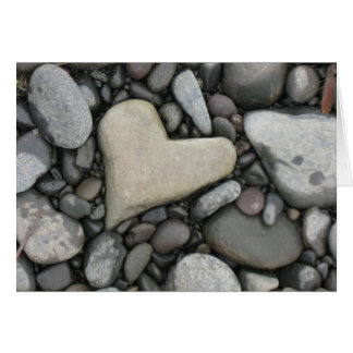 Love On The Rocks Greeting Card