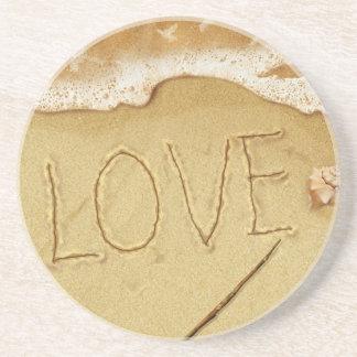 love on the sand coaster
