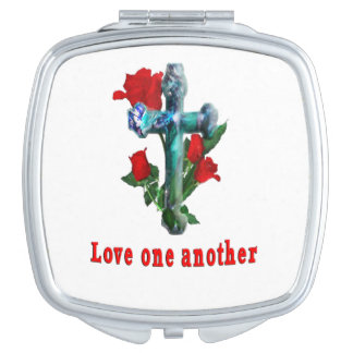 Love one abother travel mirrors
