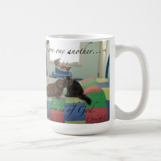 Love One Another - mug