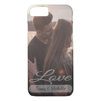 Love Overlay   Upload Photo   Personalized iPhone 8/7 Case