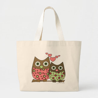 Love Owls Bags