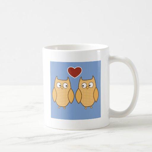 Love Owls Mugs