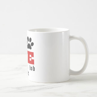 Love Owyhee bob Cat Designes Coffee Mug