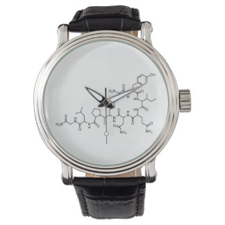 love oxytocin chemical formula chemistry element s watch