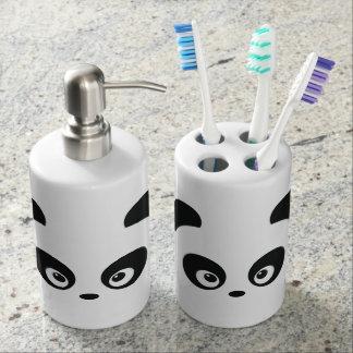 Love Panda® Bathroom Set