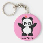 Love Panda® Keychain