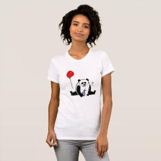 Love panda love Unicorn? Soapbubbles ton T-Shirt
