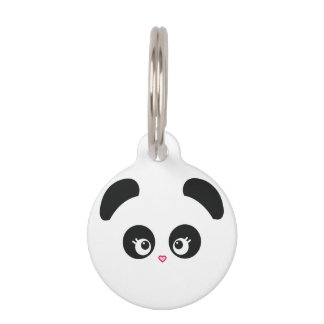 Love Panda® Pet ID Tag