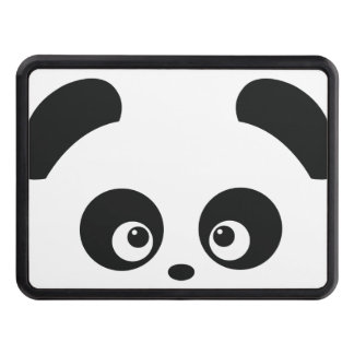 Love Panda® Trailer Hitch Cover