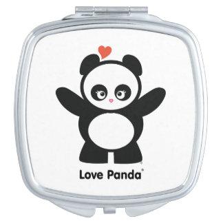 Love Panda® Travel Mirror