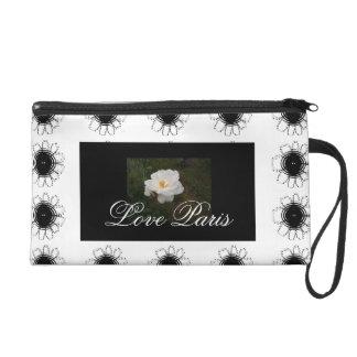 Love Paris bag Wristlet Purse