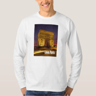 Love Paris France T-Shirt