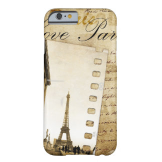 Love Paris iPhone 6 case