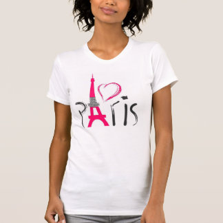 love Paris T-Shirt
