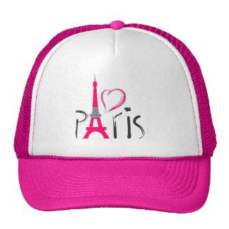 love Paris Trucker Hat